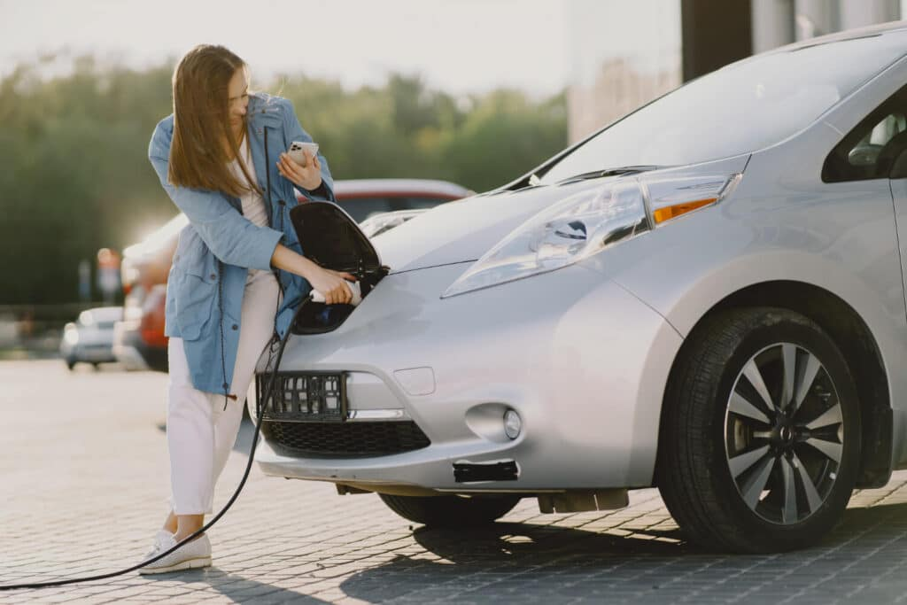 Electric Cars in Carparty Company